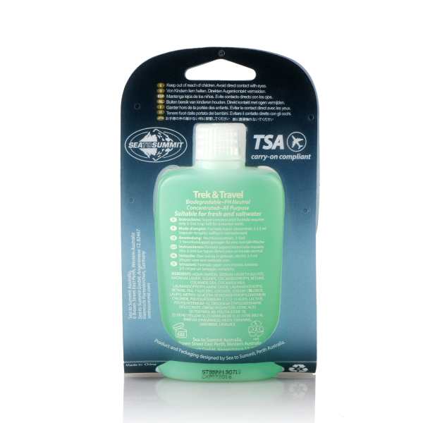 travel shampoo / outdoor body wash / small size hand sanitizer