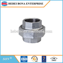 """SON"" brand gi malleable iron pipe fittings elbow /tee/socket/cross/nipple"