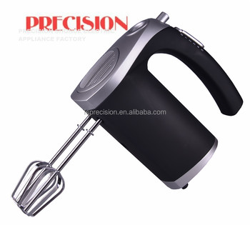 hand mixer stand mixer with rubber painting