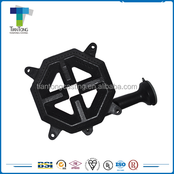 Low Consumption Cast Iron Gas Burner /gas stove with Competitive Price