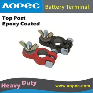 Marine Epoxy Coating Wing Nut Battery Terminal