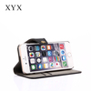 mobile phones folio pu leather stand design for iphone 7 plus case back cover