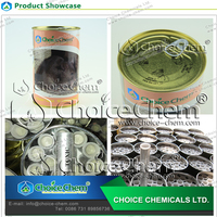 Aluminium phosphide phostoxin with tablet and pellets