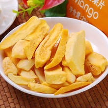 100% natural freeze dried mango freeze dried fruit