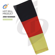 New design football fans Germany uv sun protection wholesale arm sleeves