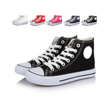 Fashion high top shoes thick sole casual shoes for men