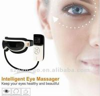 pangao electric eye max massager with music heating air pressure vibrating FDA