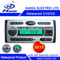 waterproof DVD/MP3 player