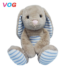 The best sale for japanese long legs rabbit plush toys for children baby play