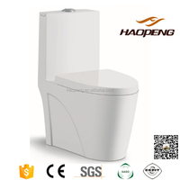2366 Hot Sale High Quality Ceramic Sanitary Ware Washdown P/S-trap One Piece WC Toilet/Toilet bowl