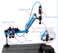 Cnc Pipe Threading Machine Automatic Screw Tapping Machine