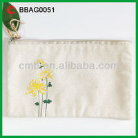 Eco Fabric Bulk Pencil Case