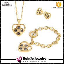 Valentine China Hong Kong Heart Shape Jewelry Wholesale