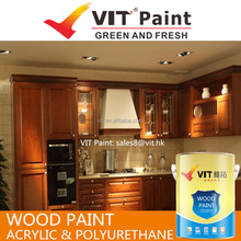 VIT High quality wood coatings, furniture pu sanding sealer varnish, anti-scratch transparent wood fruniture spray paint