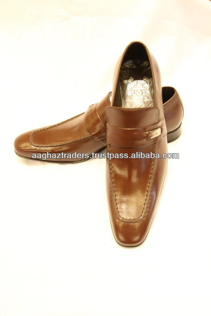 High quality designer Men leather Shoes