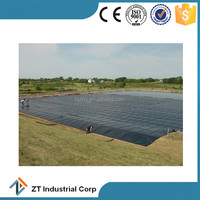 1.0mm hdpe ldpe lldpe fish farming pond liner tank geomembrane sheet