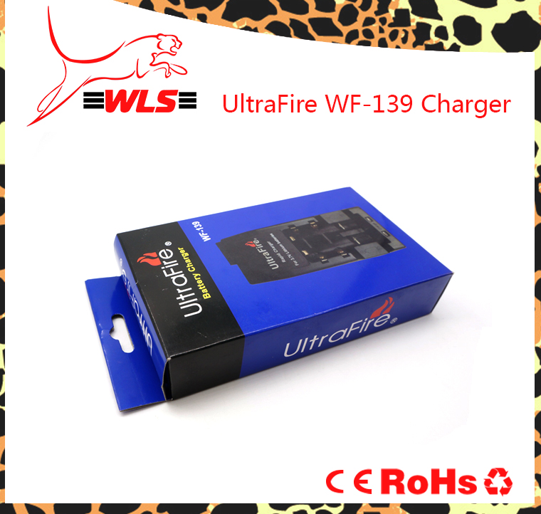 Ultrafire charger dual Ultrafire WF-139 Battery Charger for 18500 18650 battery charger
