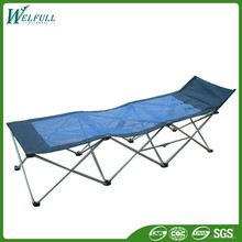 Wholesale Cheap Beach Canvas Folding Beach Bed Modern Lounge Chair
