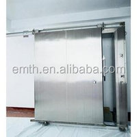 Cold room PU panel used with sliding doors