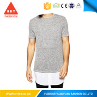 2015 china manufacturer extended t shirt wholesale china---7 years alibaba experience