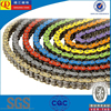 color O-ring racing motorcycle chains / ATV chains