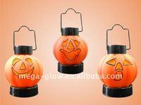 wholesale halloween pumpkin led lantern