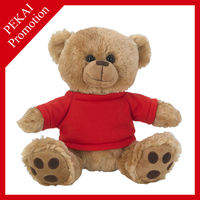 Plush teddy bear today's kids toys