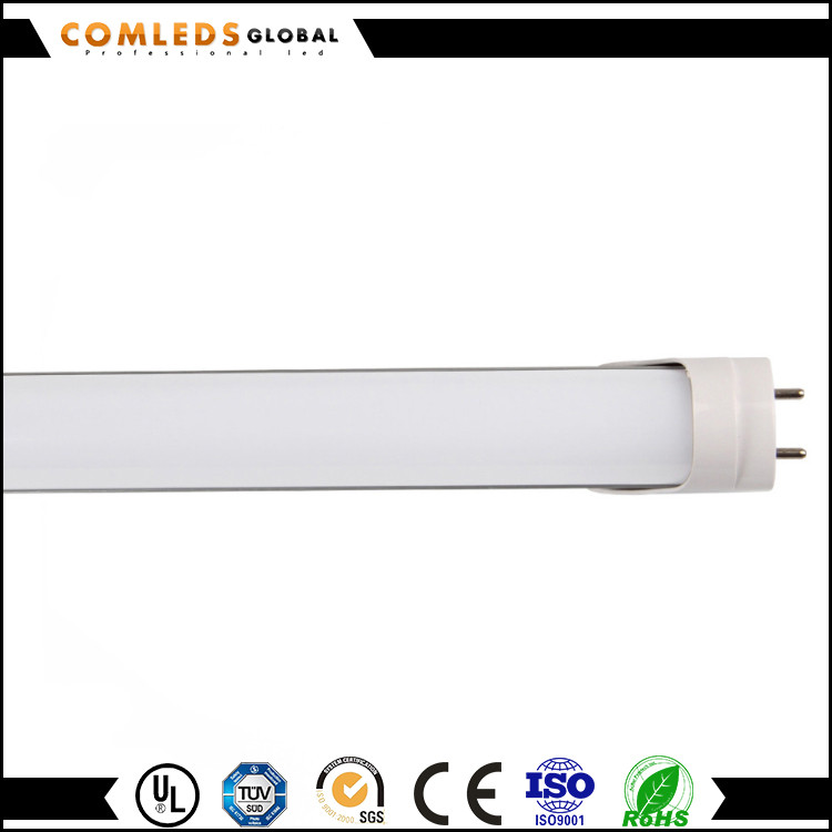 18w 4 feet smd2835 t8 led fluorescent tube lamp , 36 watt g13 socket t8 led tube light