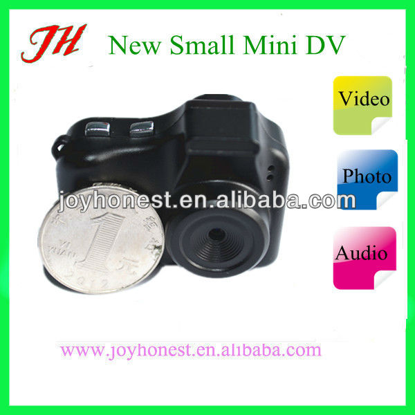 Factory supply cheap hd digital recorder 720p mini dvr small mini dv camcorder