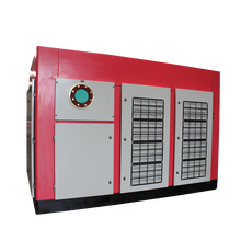 150HP 110kw Low Noise High Air Delivery Low Pressure Air Compressor