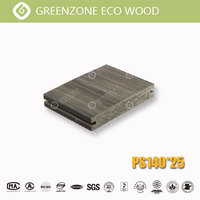 Outdoor Composite Deck Board Wpc Panel For Fence