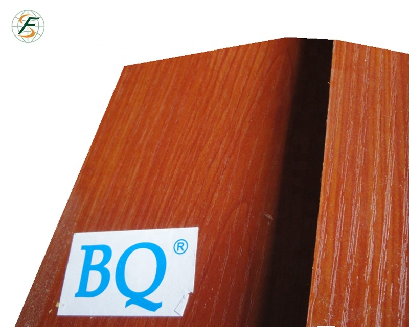 3.6mm 1220x2440 Wood Grain Melamine MDF Board