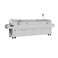 lead infrared heaters reflow oven SMT reflow oven for pcb reflow welding with 8 heater zone