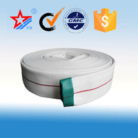 77mm High pressure fire hose with gost coupling manufacturer,3inch used pvc /synthetic rubber lined fire hose coupling