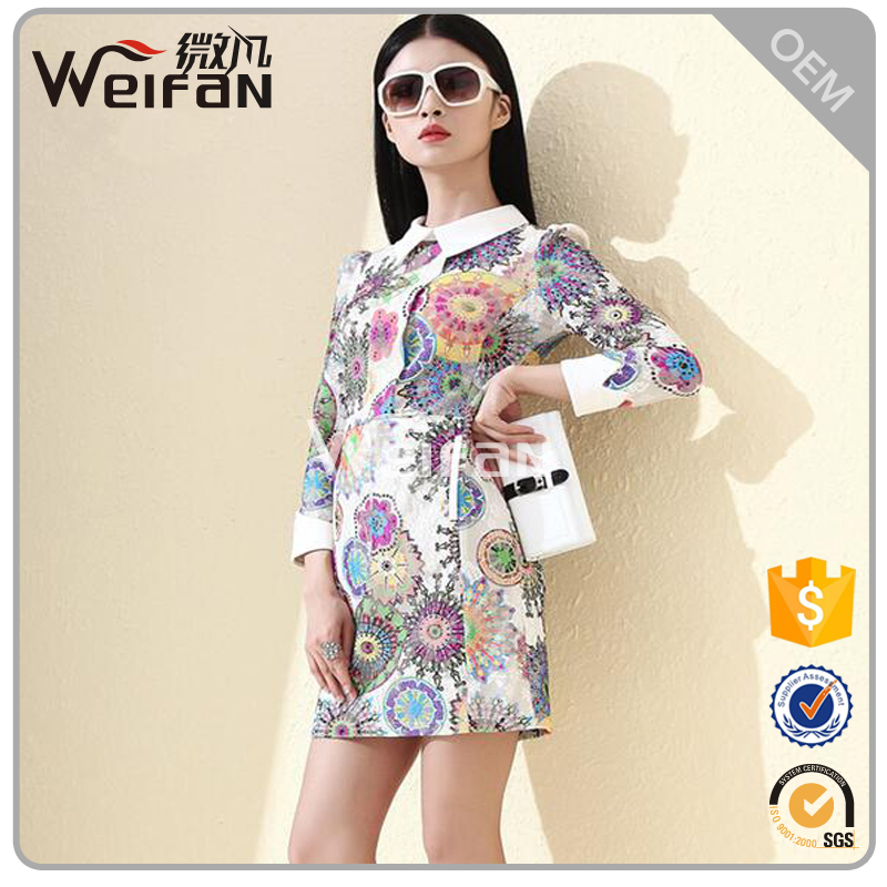 wholesale women dress printed maternity dresses mother of bride dresses