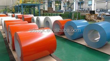Prepainted GI Steel Coil / PPGI / Color Coated Galvanized Steel Sheet In Coil alibaba factory cheap