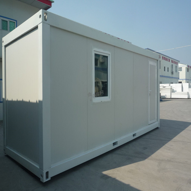 China Prefabricated Bathroom Flat Pack Container