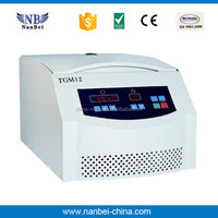 Table top high speed blood centrifuge