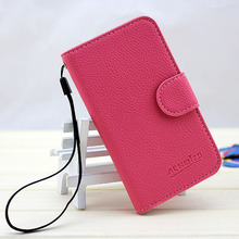 for Huawei Ascend G7 C199 leather flip cover case