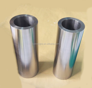 customized high pure tungsten pipe/tube