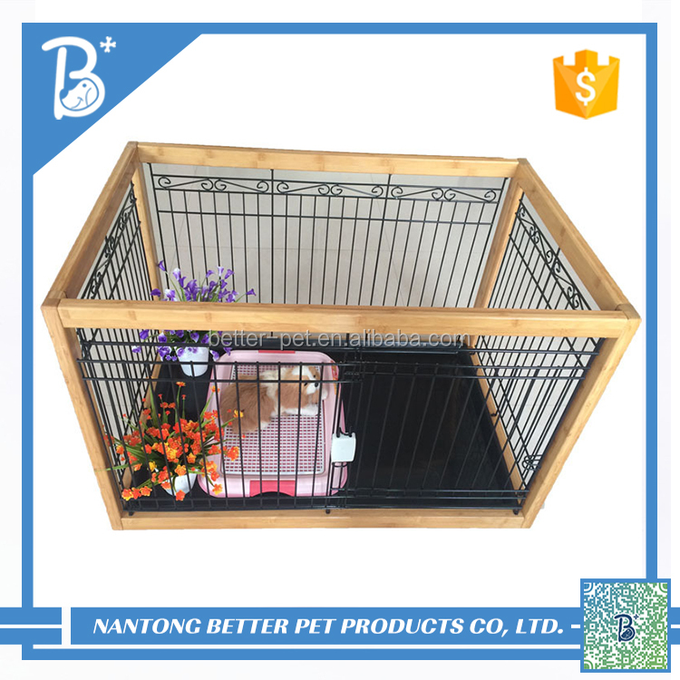Wholesale big heavy duty dog cage crate pet products