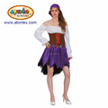 GYPSY Queen Basque costume (11-224) as lady costume with ARTPRO brand