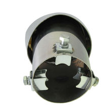 Hot sales Vehicle Chrome exhaust tips Car Tail Pipe