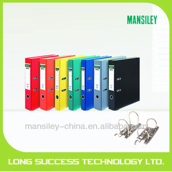 Mansiley 3 inch A4 PVC lever arch file