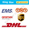 dropshipper dhl international shipping rate to USA amazon fba