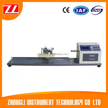 Electronic Digital Yarn Twist Test Machine
