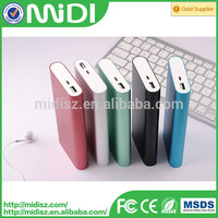 Functional full colors power bank 20800mah fashion design best power bank for smartphone for iphone