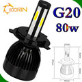 factory high power G20 light bulbs 6000k white replace hid xenon headlamp all in one conversion kits h7 led headlight