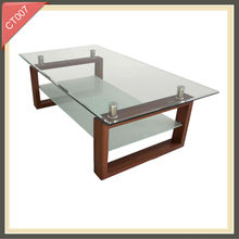 bent glass turkish furniture multifunction coffee table