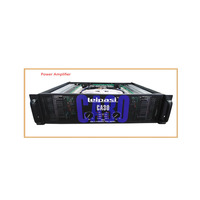 2*1500w CA30 professional High Power Amplifier for outdoors performance series